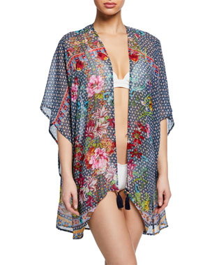 07658598a9 Beachwear & Swim Cover-Ups at Neiman Marcus