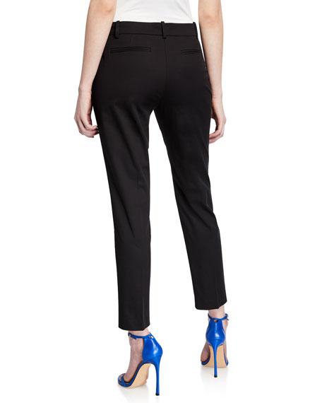 PINKO Bello Luxury Straight-Leg Pants