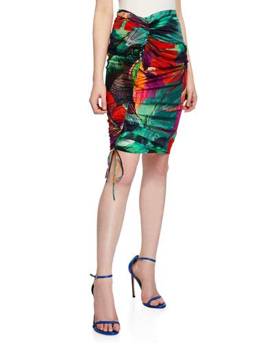 Esmeralda Pencil Skirt
