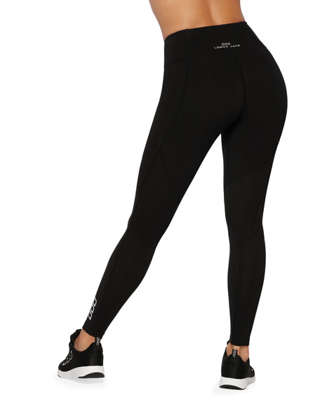 Lorna Jane Support High-Rise Full-Length Performance Tights