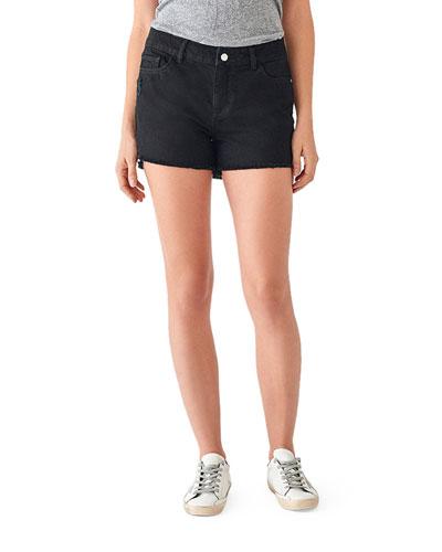 Karlie Boyfriend Denim Shorts