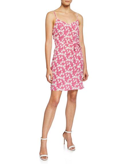 HVN Mini Lily Slip Dress