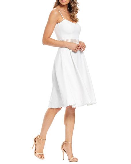 Dress The Population Harlow Sweetheart Sleeveless Dress