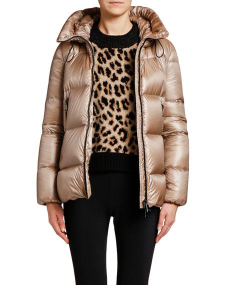 Moncler Seritte Oversized Puffer Jacket