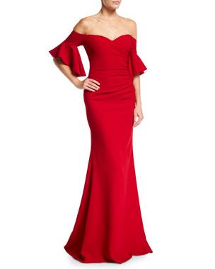 77aa7547177ec Evening Dresses on Sale at Neiman Marcus