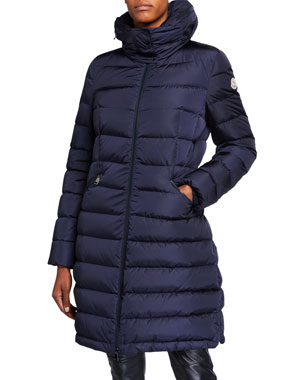 11738536d Moncler Clothing & Outerwear at Neiman Marcus
