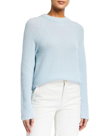 Vince Raglan Sleeve Hoodie Sweater