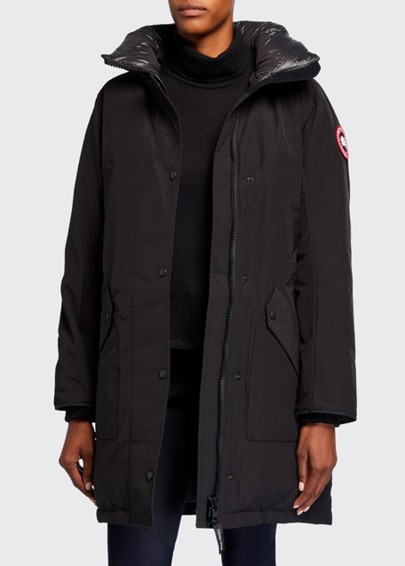Image 1 of 4: Canada Goose Ellesmere Parka w/ Coyote Fur Ruff