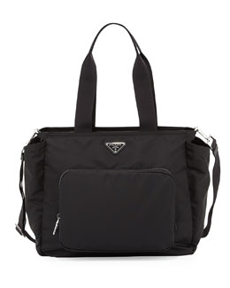 Prada Baby Bag, Black (Nero)