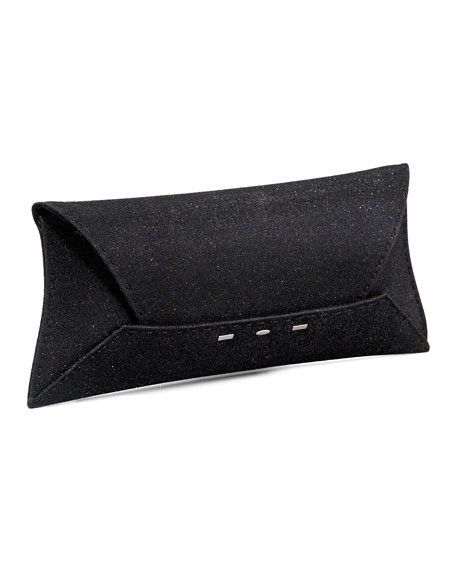 Manila Stretch Sparkle Clutch