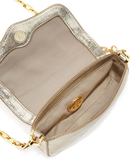 Vintage Metallic Bag, Mini