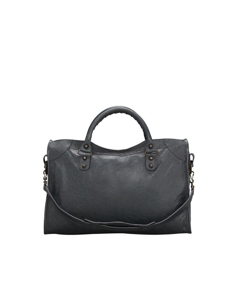 Classic City Bag, Anthracite