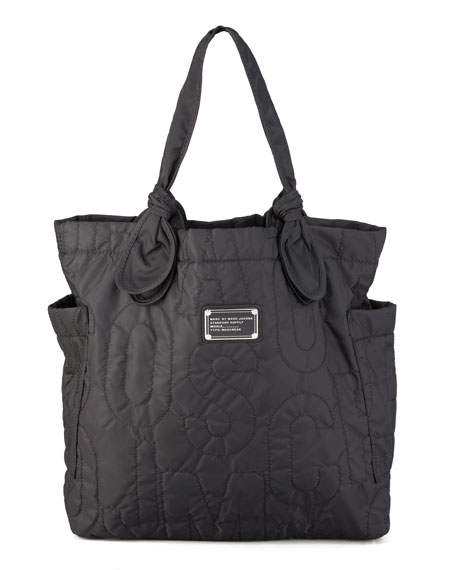 MARC by Marc Jacobs Pretty Nylon Tate Tote Bag, Black