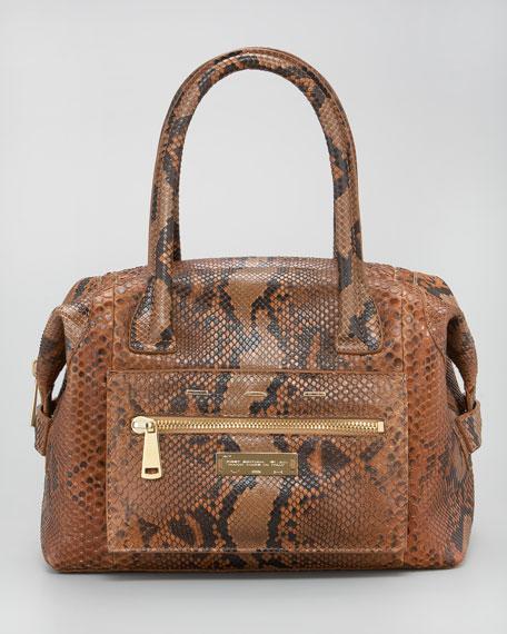 Python Metropolis Satchel Bag