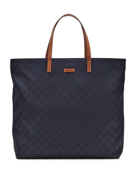 Nylon Guccissima Tote Bag