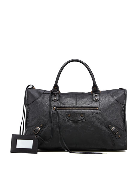 Balenciaga Classic Work Bag, Black