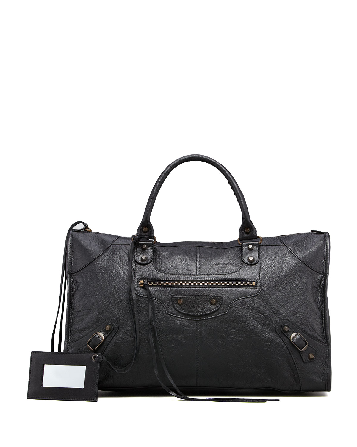 Classic Work Bag Black