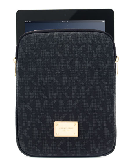 Logo iPad Case