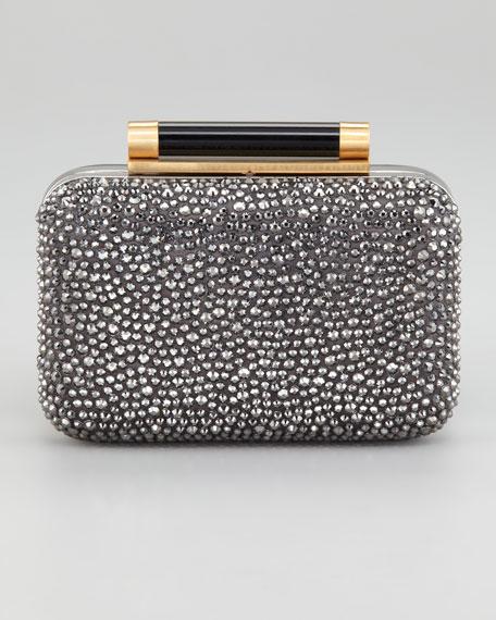 Tonda Small Crystal Clutch Bag