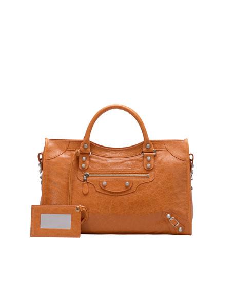 Giant 12 Nickel City Bag, Tangerine