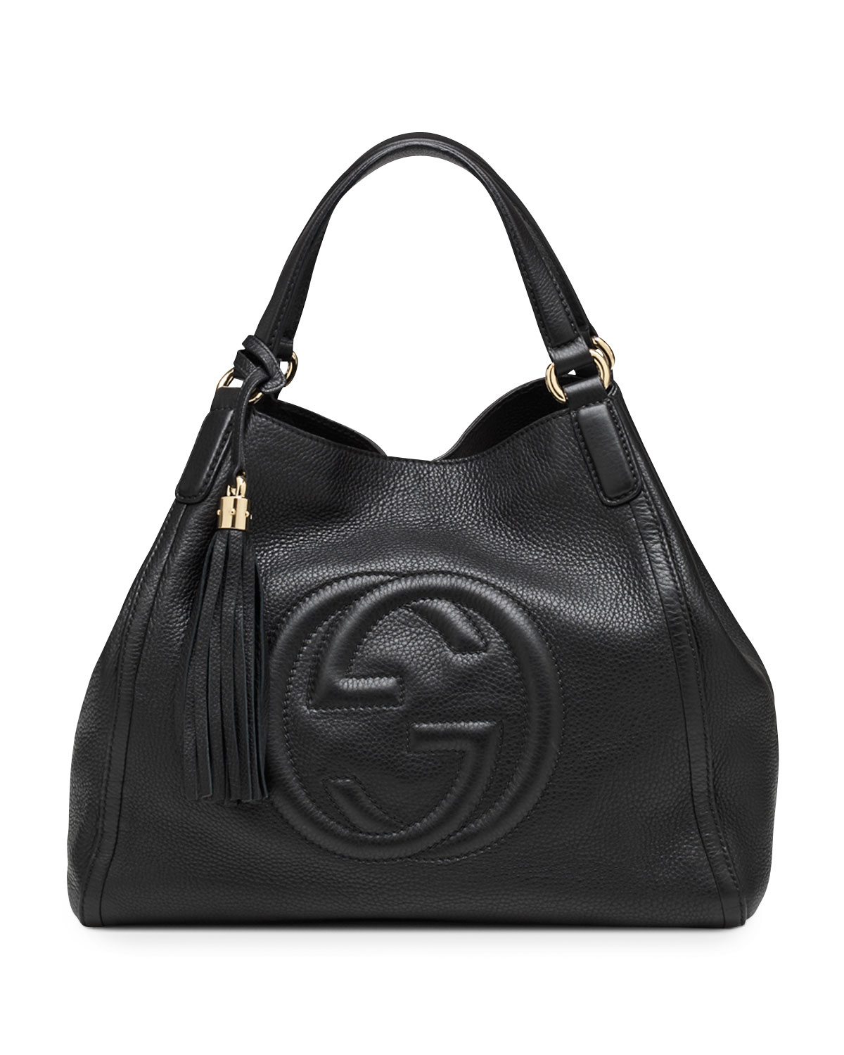 ed122f1fa74 Gucci Soho Leather Shoulder Bag