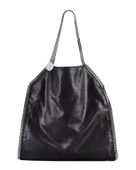 Falabella Tote Bag, Black