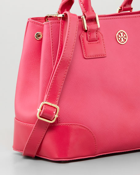 Robinson Mini Square Tote Bag, Pink