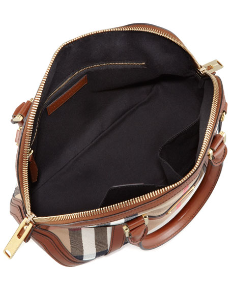 SM ORCHARD BH CHK DOME BAG