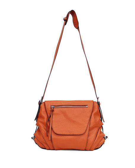 Brielle Shoulder Bag, Camel