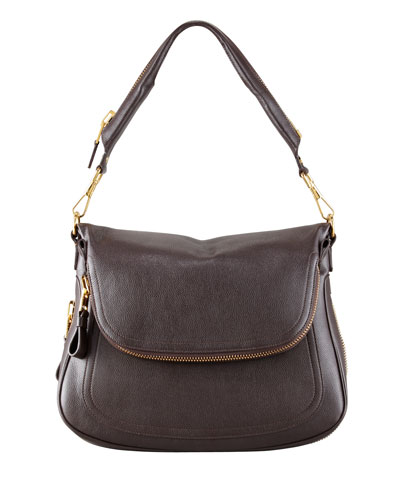 Tom Ford Jennifer Leather Shoulder Bag