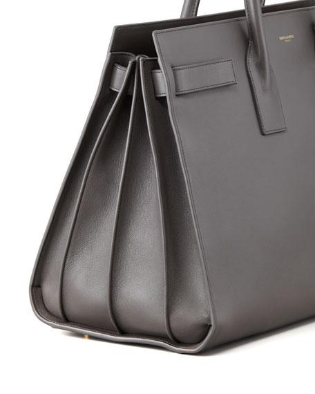 f63689796c Saint Laurent Sac de Jour Large Carryall Bag