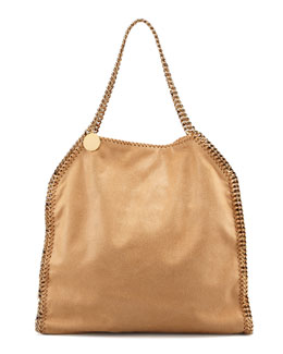 Stella McCartney Falabella Shaggy Deer Big Tote Bag