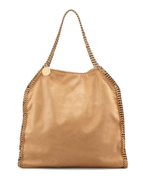 da9cd9d84fb Stella McCartney Falabella Shaggy Deer Big Tote Bag. Falabella Shaggy Deer  Big Tote Bag