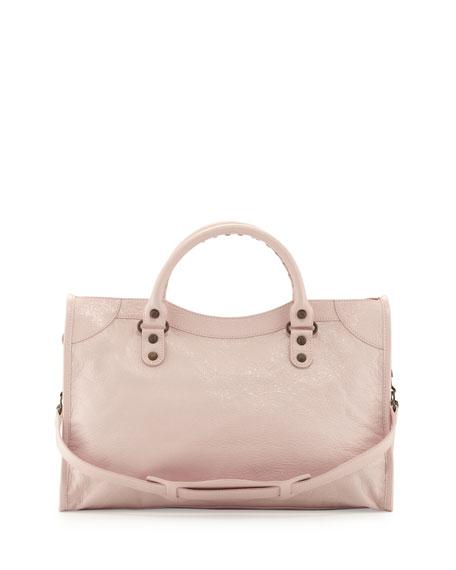 Classic City Bag, Rose