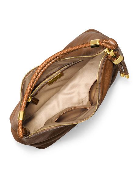 Skorpios Top-Zip Hobo Bag, Luggage