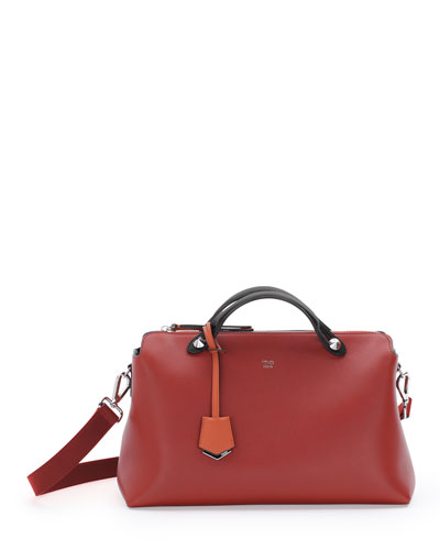By The Way Medium Tricolor Satchel Bag
