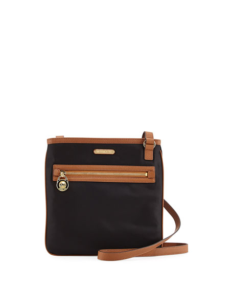 Kempton Large Crossbody Bag Black