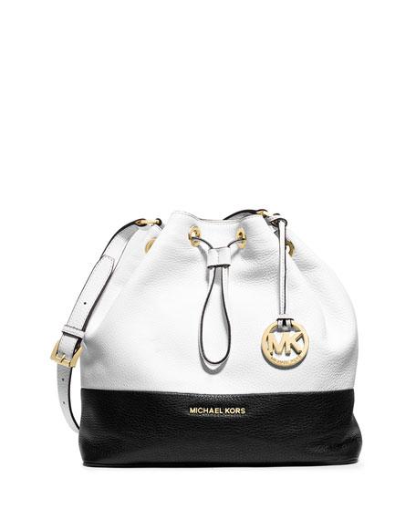 070cc898928 MICHAEL Michael Kors Large Jules Drawstring Shoulder Bag
