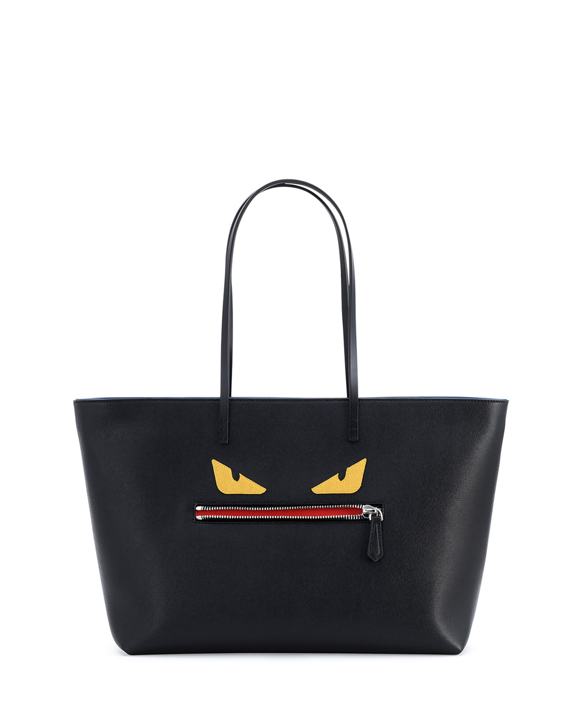 4f4653cd2985 Fendi Monster Tote Bag