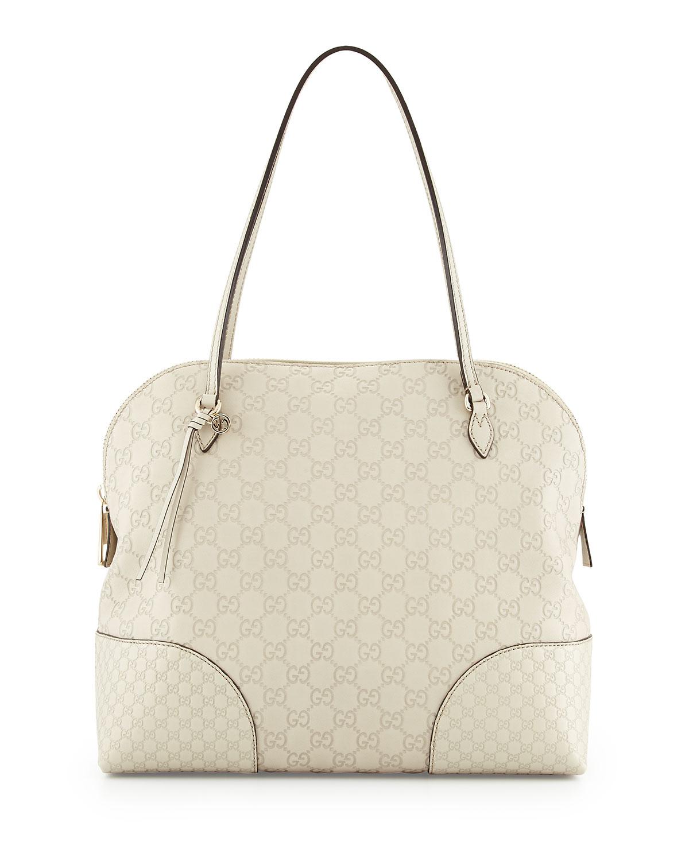 4079ed69425 Gucci Bree Guccissima Leather Shoulder Bag