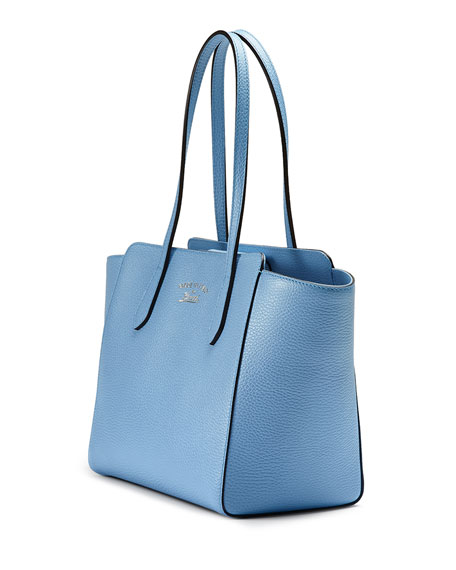 Swing Small Tote Bag Light Blue