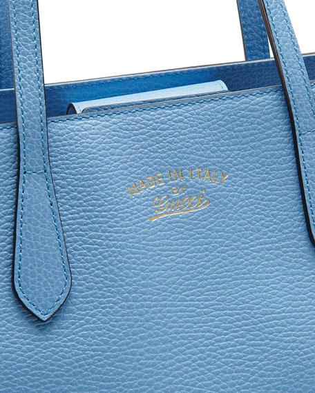 Swing Small Tote Bag, Light Blue