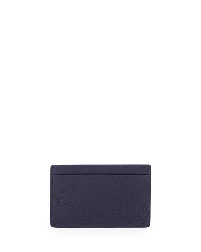 Panama 771 Card Case, Navy