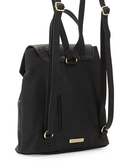 b2ffecc949 Danielle Nicole Sloane Small Faux-Leather Backpack
