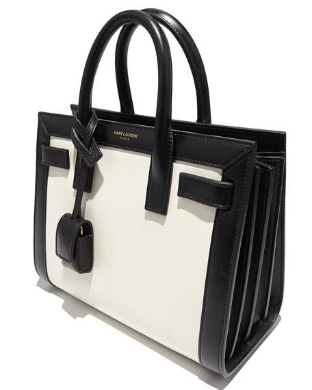 ... low priced 61052 4135e Sac de Jour Mini Crossbody Bag, WhiteBlack ... 80b29b865c