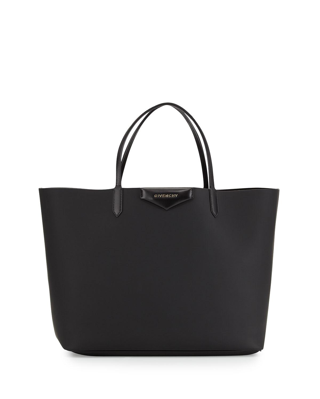 14fb1be9467b Givenchy Antigona Large Leather Shopping Tote