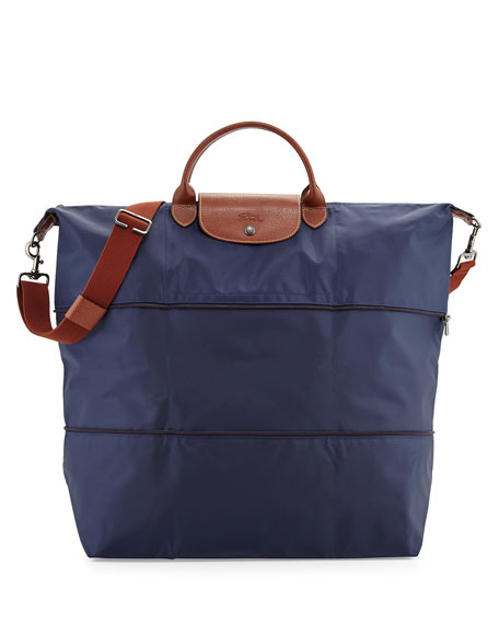 Le Pliage Expandable Travel Bag, Navy