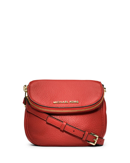 Bedford Flap Crossbody Bag, Mandarin