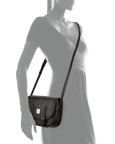 f09937907a5 Color Visetos Crossbody Flap Messenger Bag Black
