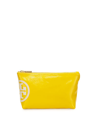 Dipped Beach Small Cosmetics Case, Sunshine